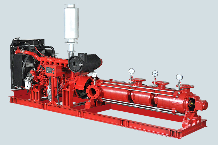 How Does A Fire Pump Work?