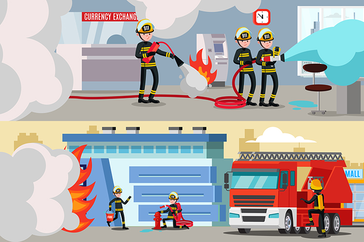 Types Of Fire Pumps